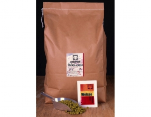 BrauPack Weizen für ca. 30-45 l Bier