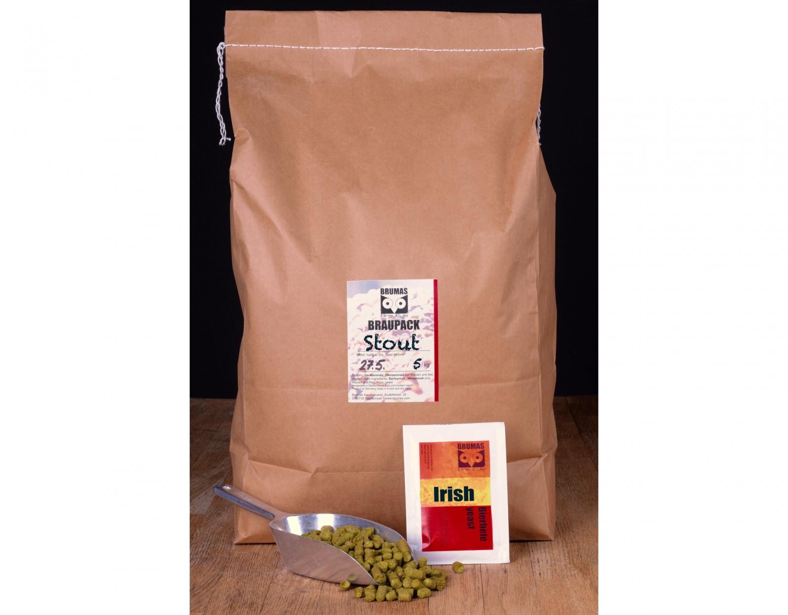 BrewPack Ale  30-45 l