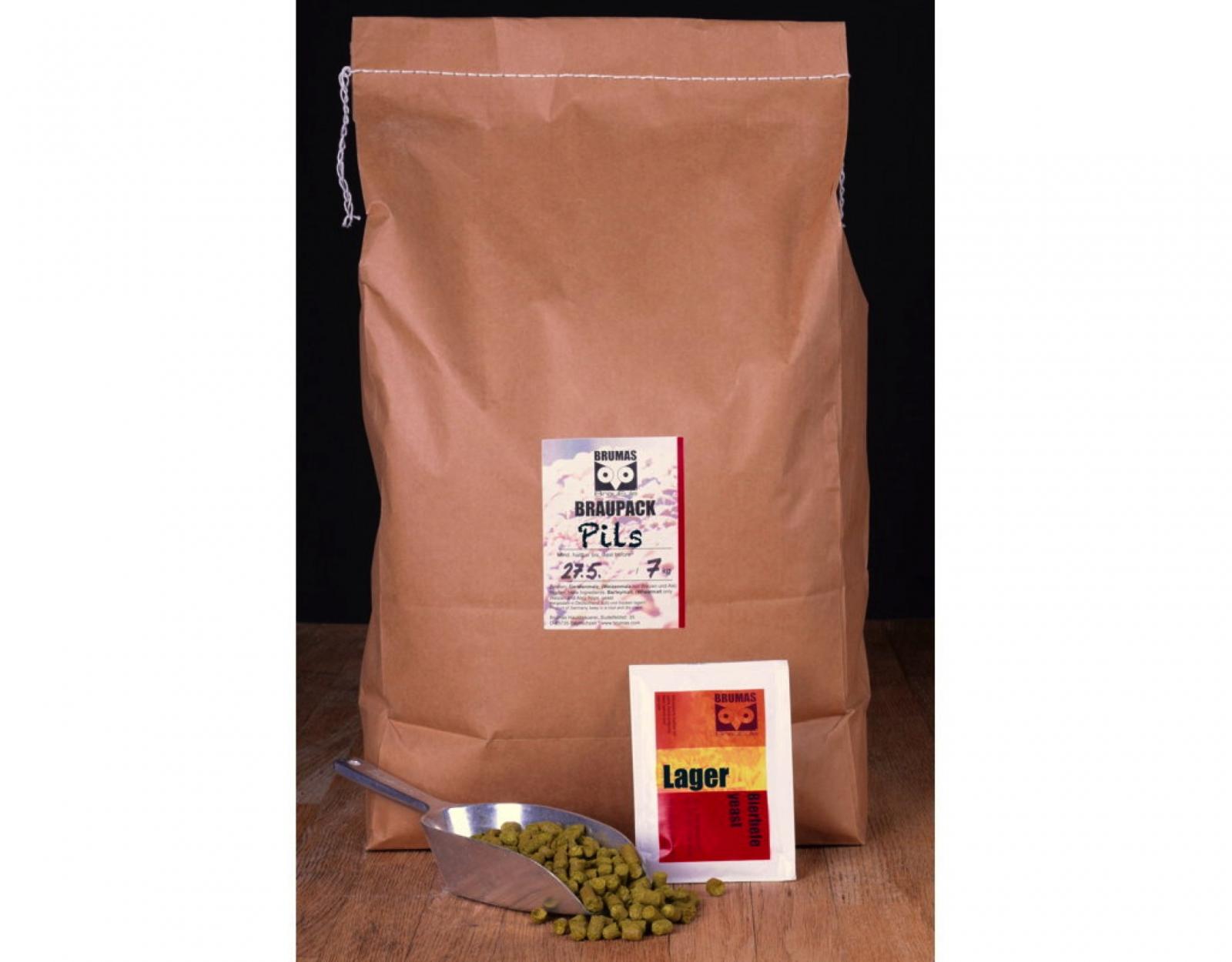 BrewPack  Pils  30-45 l